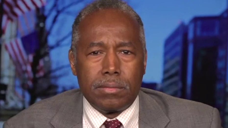 Ben Carson: Police have an obligation to act in deadly situations