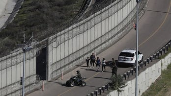 Texas border city puts up temporary shelters to cope with 'rapidly escalating' migrant surge