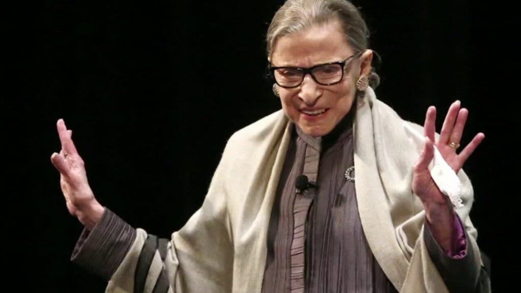 ANDREW MCCARTHY: Ginsburg's death means Trump should pivot to this