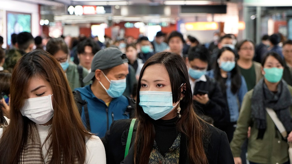 Infectious disease expert says China's response to coronavirus is largest public health experiment in history