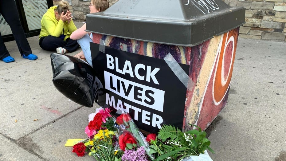 Minneapolis mayor says officers involved in restraint death of black man have been fired