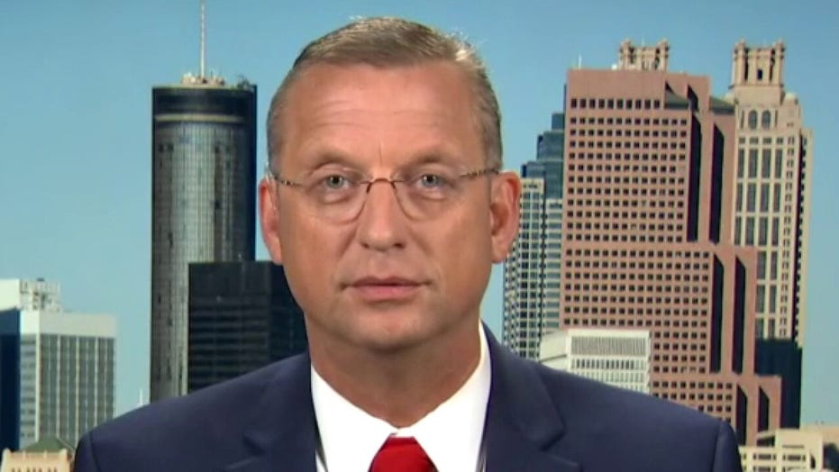 Rep. Doug Collins reacts to judge in Flynn case hiring Kavanaugh鈥檚 former attorney