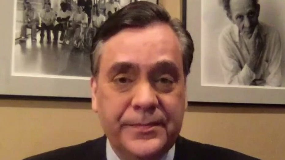 'Very doubtful' Trump could be convicted criminally for incitement: Jonathan Turley