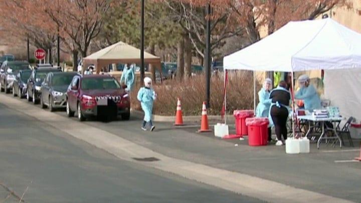 Coronavirus: White House announces public-private partnership, states expand drive-in testing
