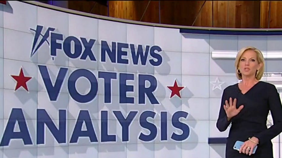 Fox News voter analysis: Biden's path to the presidency