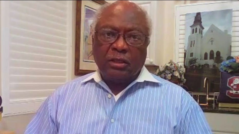 Rep. Clyburn says he will 'pray' for Black Trump voters