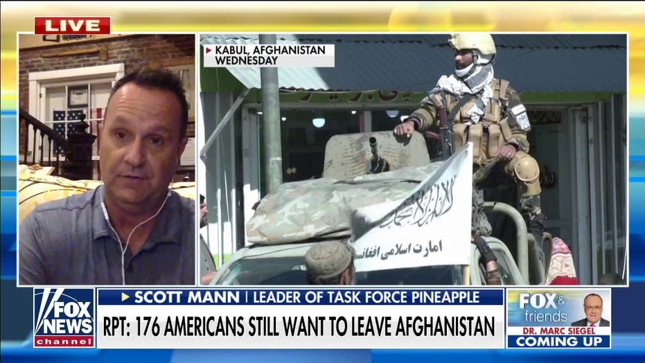 Former U.S. envoy to Afghanistan: 'We all are unhappy' with 'ugly final phase' of withdrawal