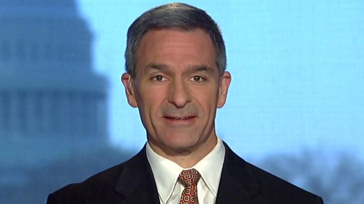 Ken Cuccinelli reacts to judge ruling he was unlawfully appointed to lead US immigration agency