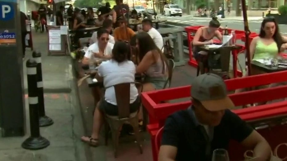 Restaurants struggle amid ongoing restrictions