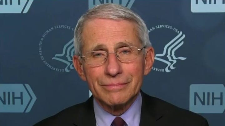 Dr. Anthony Fauci tells Tucker Carlson he's certain efforts to slow coronavirus spread are having an impact