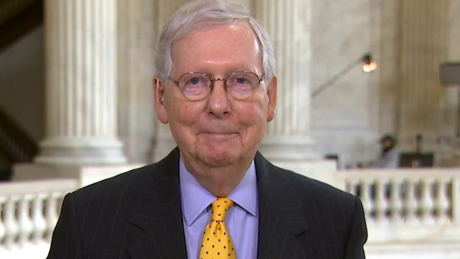 McConnell says Senate 'not quite ready' to craft new stimulus: 'It ...