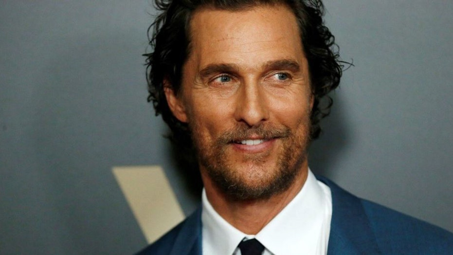 Live Updates: McConaughey notes hypocrisy of Hollywood towards conservatives following election