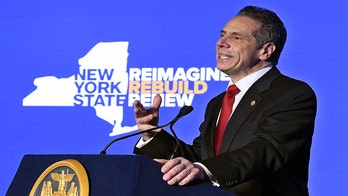 Gov. Cuomo accuser files criminal complaint with Albany Sheriff's Office