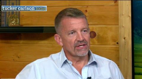 Erik Prince: 'Good leadership can turn a country around'