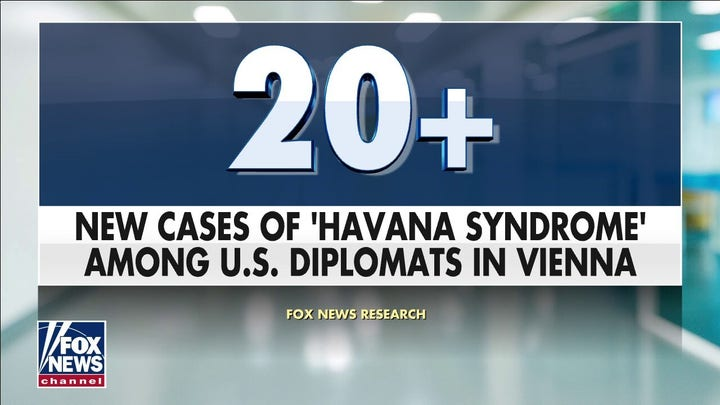 More than 20 US diplomats report of 'Havana syndrome' in Austria