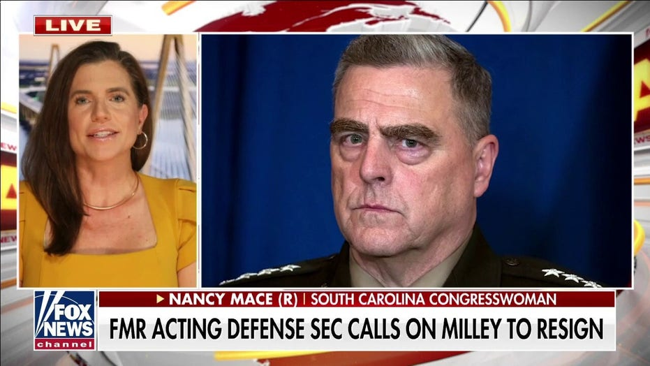 Republicans demand briefing on jailed Marine officer who blasted military leaders over Afghanistan