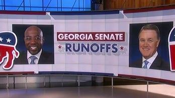 Georgia runoff races tighten as McConnell blocks $2,000 checks to public