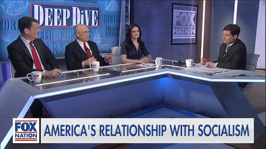 What would Bernie Sanders 'democratic socialism' mean for America?