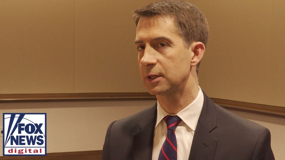 Tom Cotton says Trump has 'big role' in GOP's future, Joe Biden trying to 'unravel' Trump accomplishments