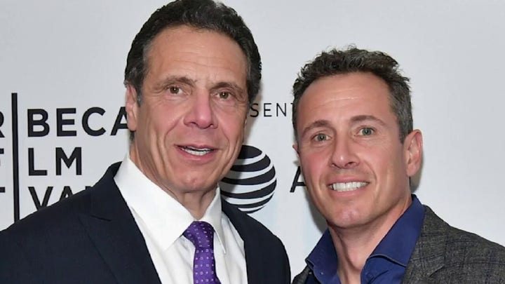 Joe dop: Chris Cuomo advised brother to be defiant about sexual harassment allegations