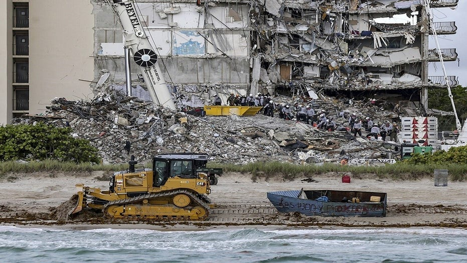 Surfside mayor on building collapse: 'It's been a tale of two cities'