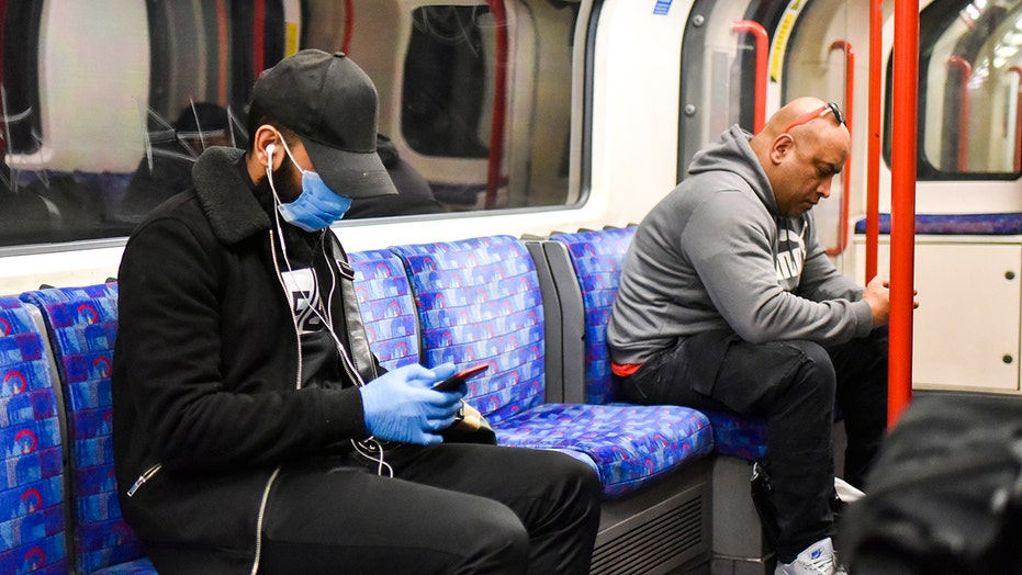 Concerns on how to keep commuters safe on public transportation as London begins to ease lockdown