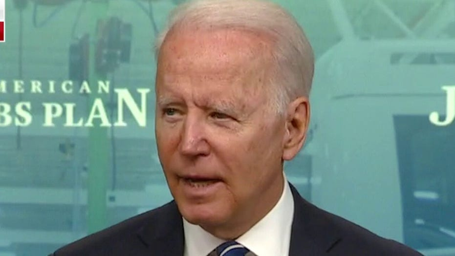 Biden annoyed by repeated questions on Afghanistan: 'I'm not going to answer … It's a holiday weekend'
