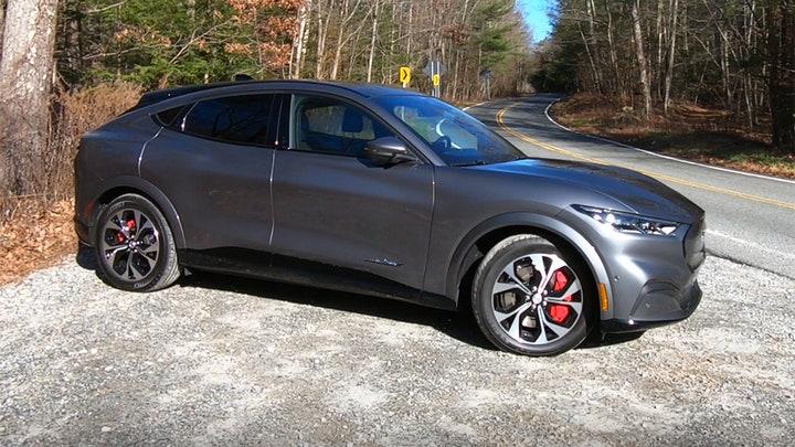 Prueba de manejo de Fox News Autos: 2021 Ford Mustang Mach-E