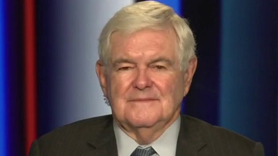 Newt Gingrich: Trump's Georgia rally had larger crowd than all Biden-Harris events combined