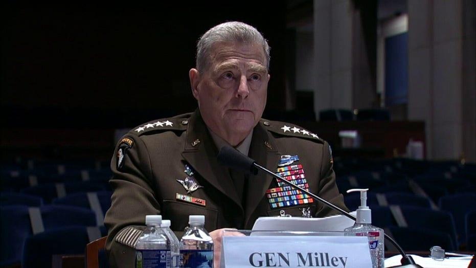 Gen. Milley addresses Department of Defense's role in civilian law enforcement