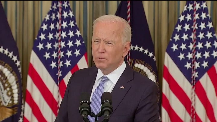 Biden vows border patrol agents who dispersed migrants 'will pay'