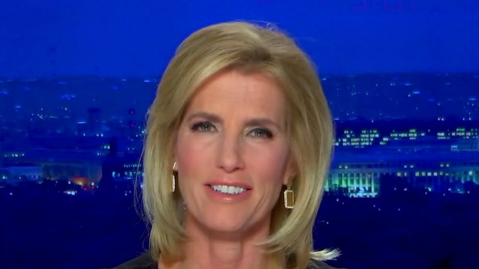 Laura Ingraham sounds alarm over 'media-driven electoral fraud'