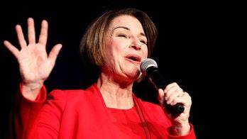 Amy Klobuchar mocked for awkward attempt to woo Hispanic voters