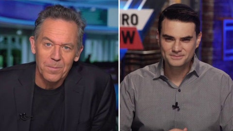 Greg Gutfeld, Ben Shapiro interview each other on their new books