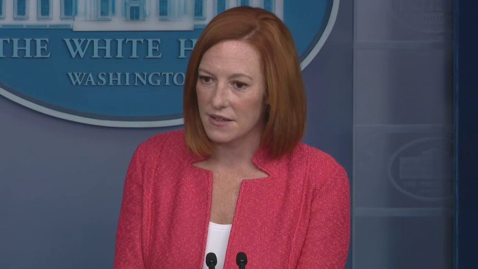 Americans left behind in Afghanistan despite Psaki claim it was 'irresponsible' to say some are 'stranded'