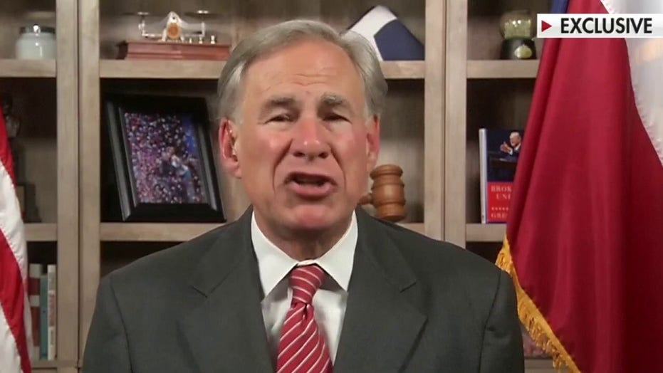 Gov. Abbott rips Biden's 'reprehensible' attacks on Texas voting bill: He's 'willing to lie' to 'get his way'