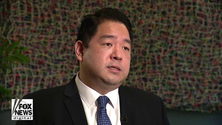 US Marine Christopher Ahn worries Kim Jong Un put a target on his back