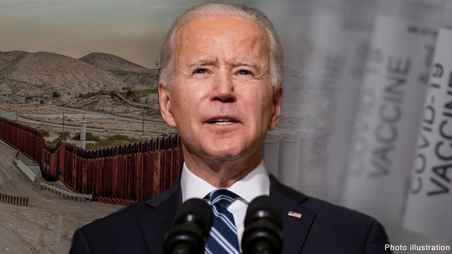 Congressman calls for Governor of Texas 'to start disregarding this president'