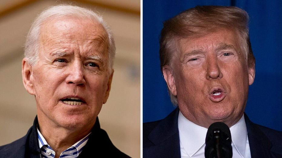 Biden widens national lead over Trump in new poll