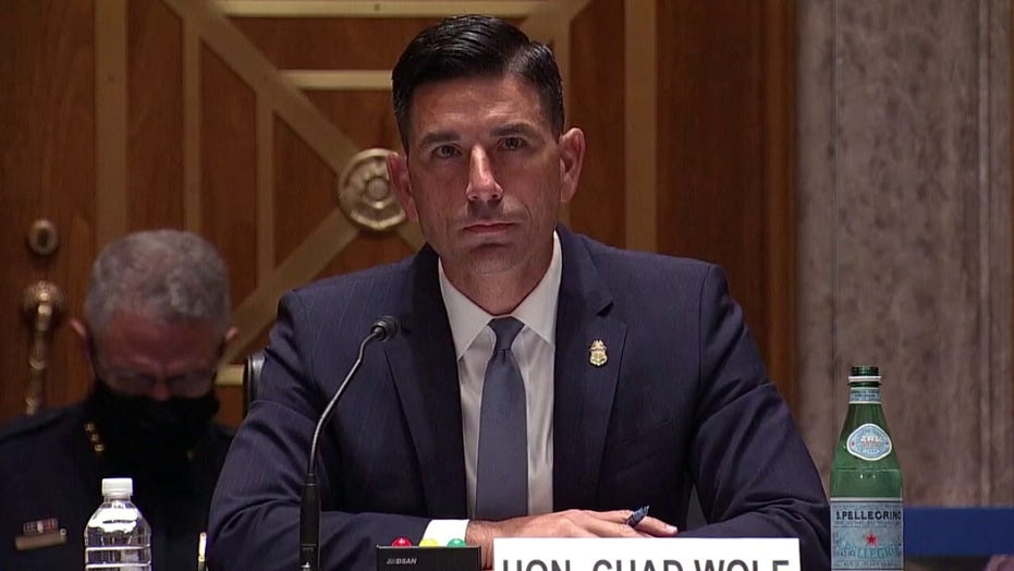 Senate Homeland Security Committee hearing on DHS personnel deployments to recent protests
