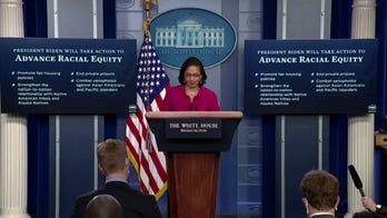 Biden, Rice stoke nationwide division with 'racial equity' push