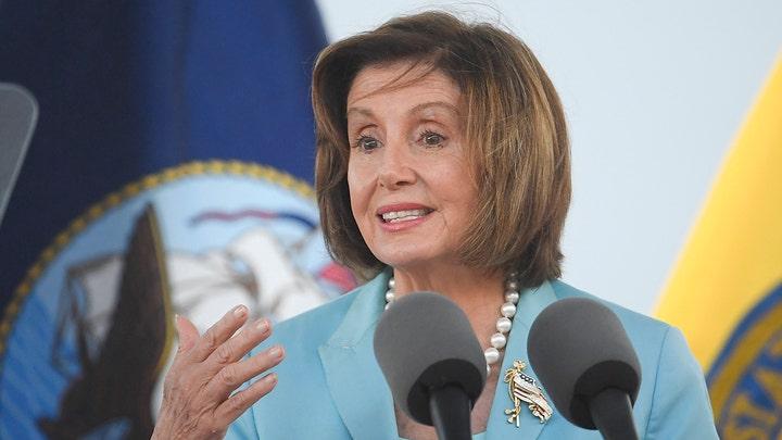 Pelosi denies GOP picks for Jan. 6 select committee