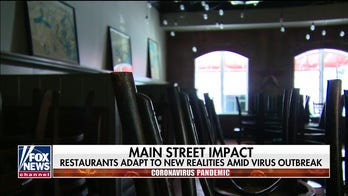 Restaurants call on Congress to ease financial burden amid COVID-19 crisis