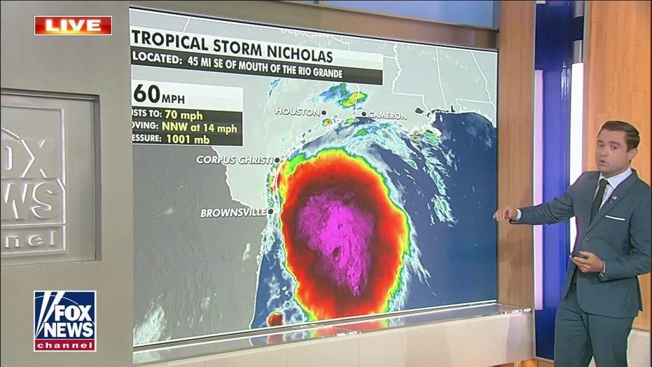 National weather forecast for September 13