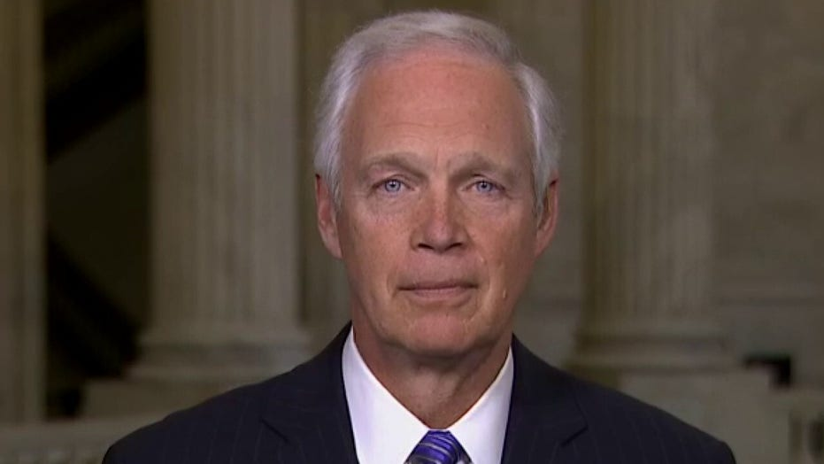 Sen. Ron Johnson says declassified Susan Rice email points to corruption of the transition process