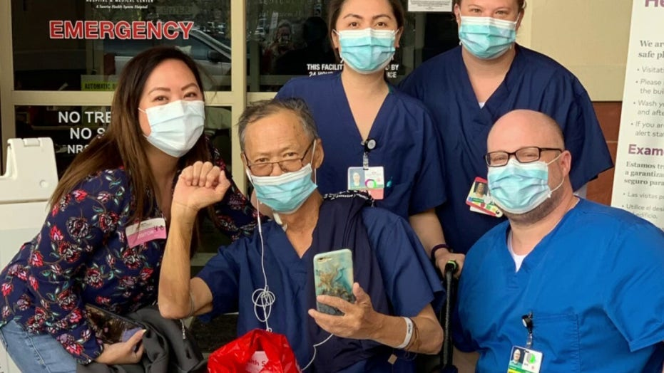 Doctor on saving COVID-19 patient with 'proning' treatment