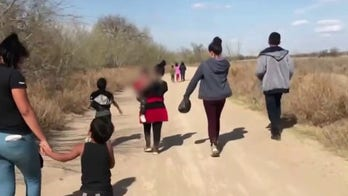 Migrant surge threatens to overwhelm border facilities