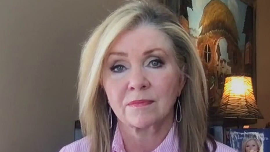 Sen. Marsha Blackburn: China is part of 'new axis of evil'