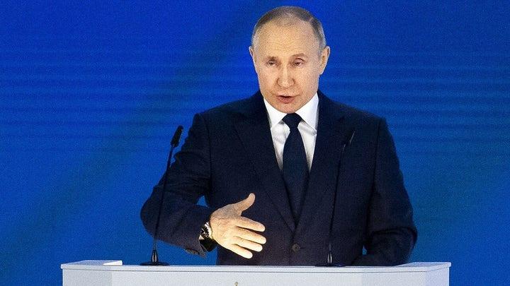Putin is at 'weakest point' of his 20-year rule: Dan Hoffman