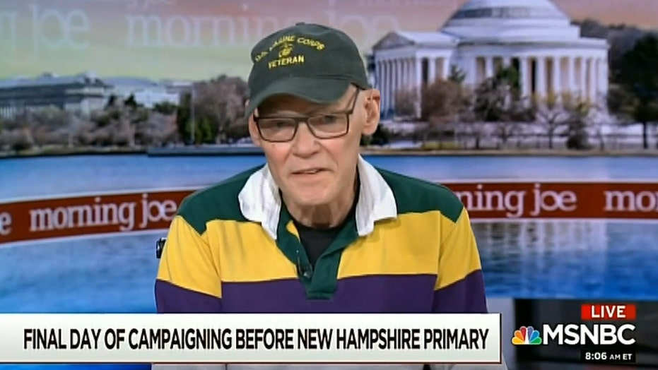 James Carville says Democrats cannot nominate Bernie Sanders